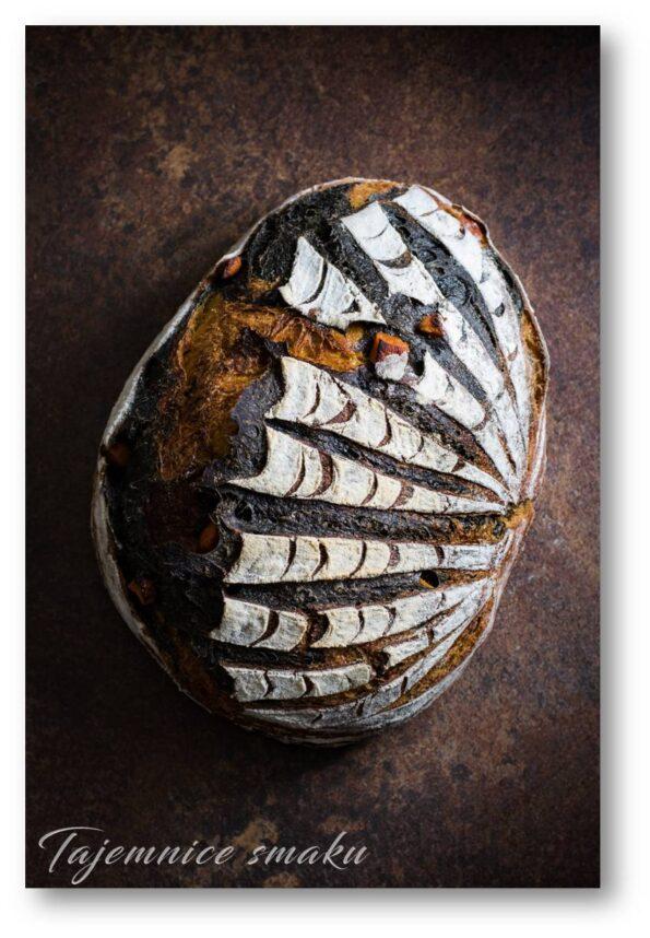 Chleb z sepią z mątwy