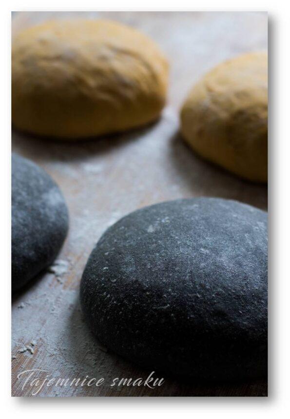 chleb dynia sepia naturalny czarny barwnik