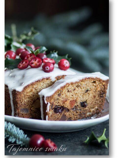 świąteczny keks