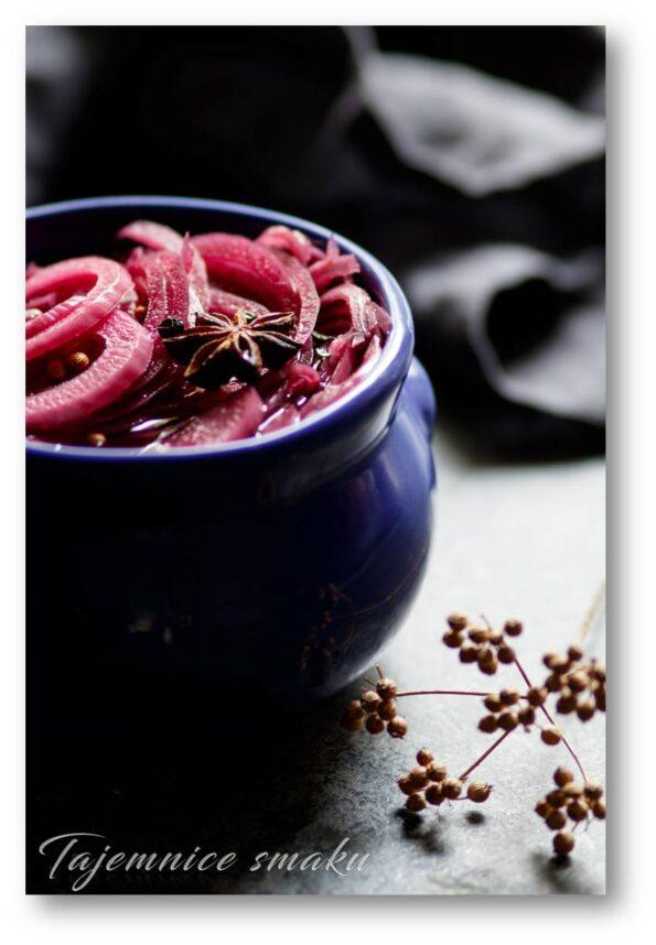 pikolwana czerwona cebula Jarzynovej