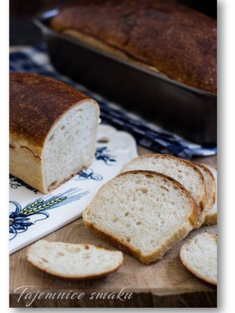 Pain de Mie Sandwich Bread
