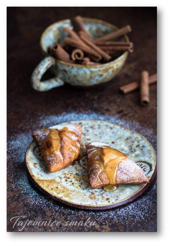 sopaipillas meksykańskie ciastka
