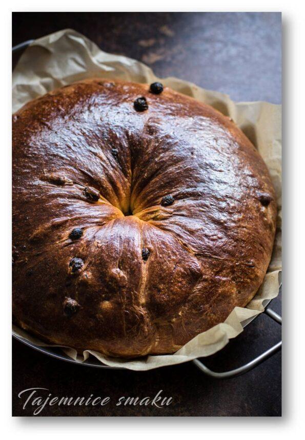baba bez drożdży ciasto na zakwasie lievito madre