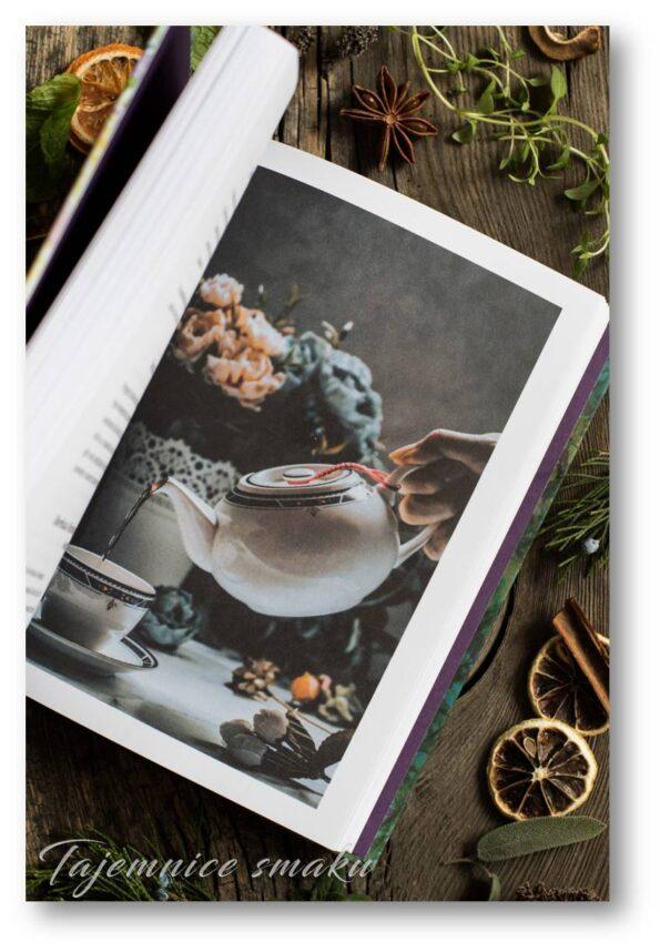Botaniczne eliksiry  - ziołowe napary, magiczne herbaty i ogniste trunki  - Amy Blackthorn