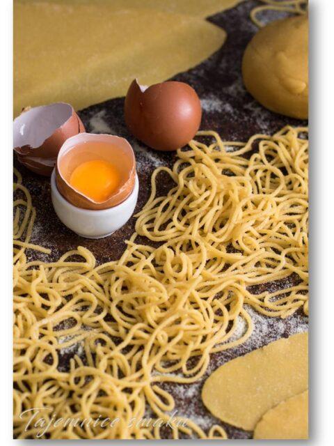 Domowy makaron z mąki semoliny Mistrzowie makaronu Marc Vetri