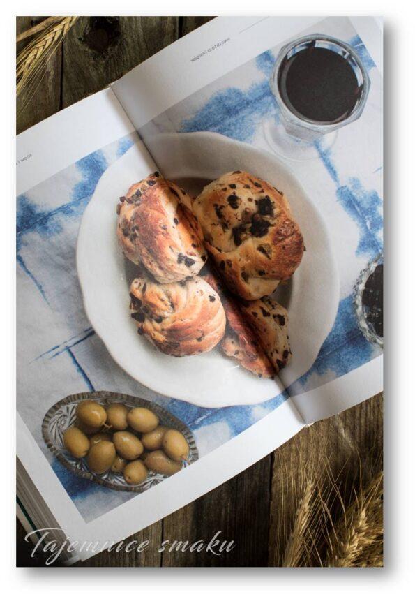 maka i woda ksiazka o chlebie i innych wypiekach Sabina Francuz