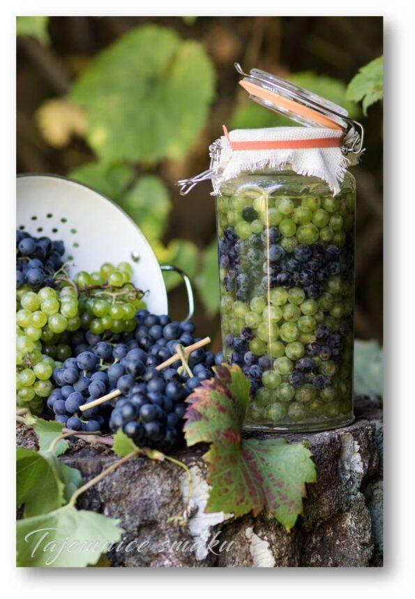 ocet z winogron