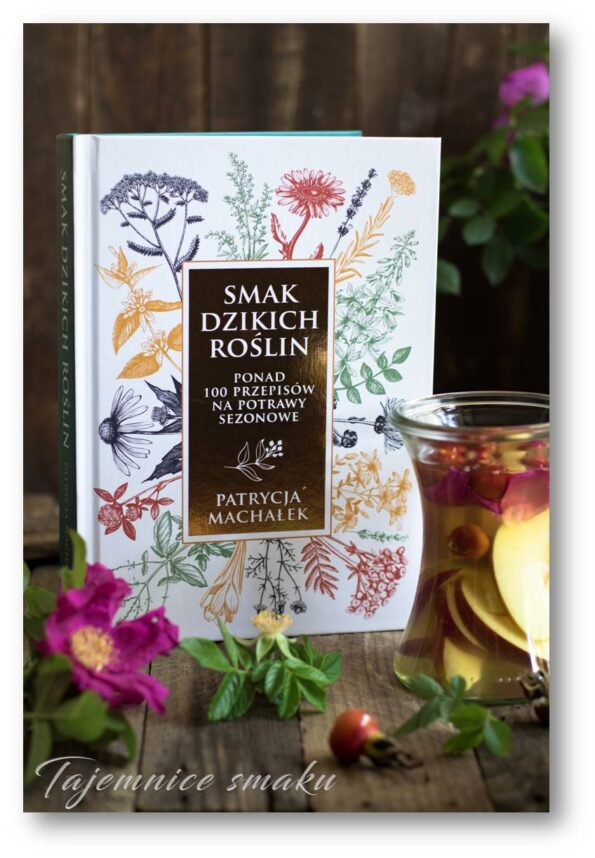 smak dzikich roślin patrycja machałek recenzja książki