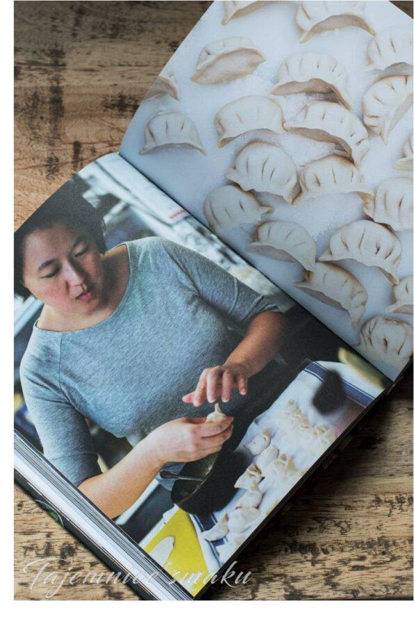 pierożki mandu kuchnia koreańska
